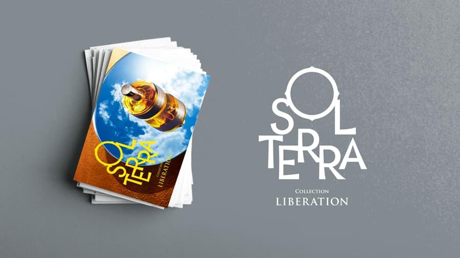 夏香水-SOLTERRA(ソルテッラ)-夏を告げるひまわり_ムエット