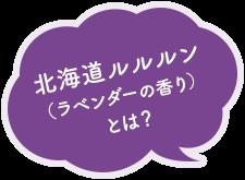 北海道ルルルン(ラベンダーの香り)とは?