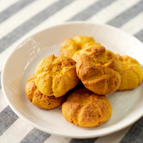 幼児食 かぼちゃクッキー