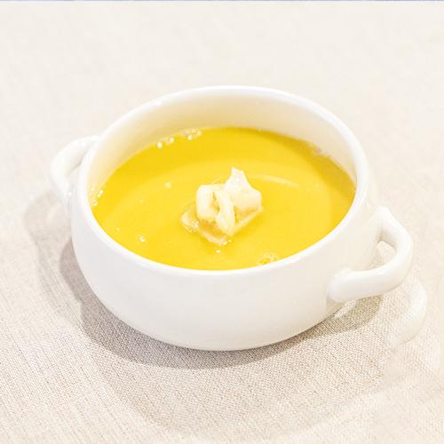 離乳食 ごっくん期 コーンのお魚スープ