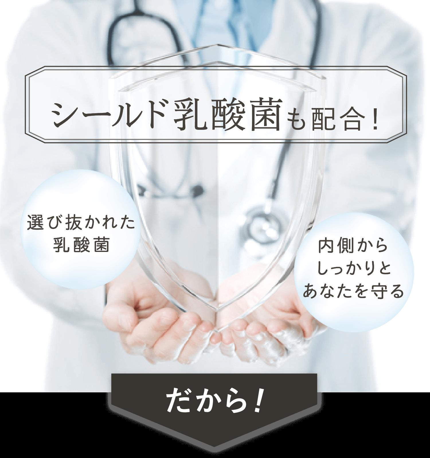 シールド乳酸菌