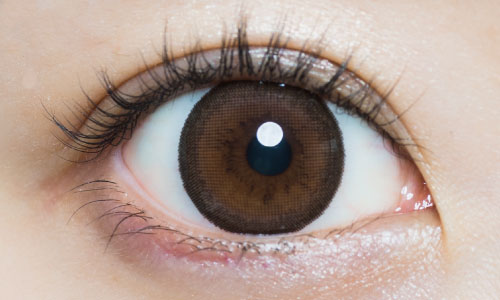 Charming Brown 14.2mm
