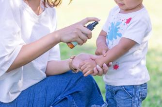 赤ちゃんの虫除け対策ガイド!ママの疑問を解決