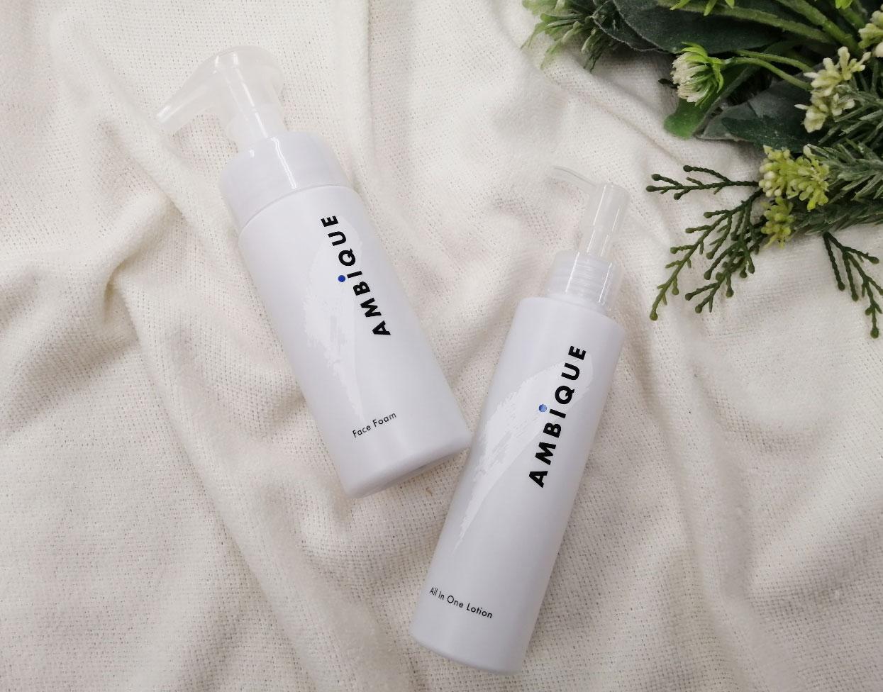 メンズの洗顔選びのポイントは3つ