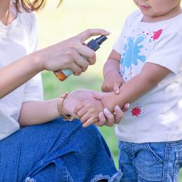赤ちゃんの虫除け対策ガイド!-ママの疑問を解決-