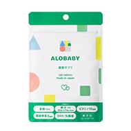 アロベビー葉酸サプリの商品画像
