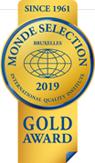 モンド・セレクションメダル