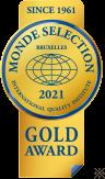 モンドセレクションメダル