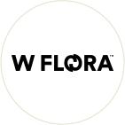 WFLORA SNSロゴ