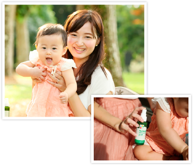 Japanese mom in Singapore is satisfied with the quality of ALOBABY
