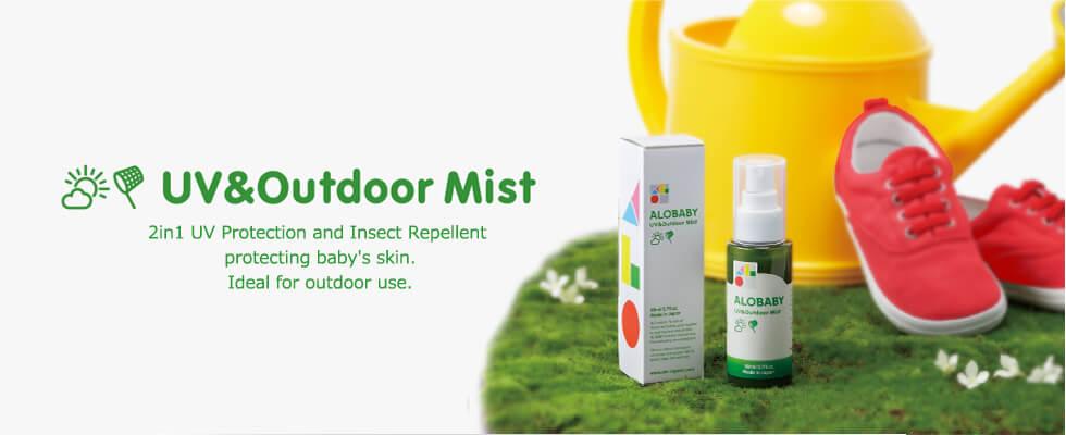 UV&Outdoor Mist
