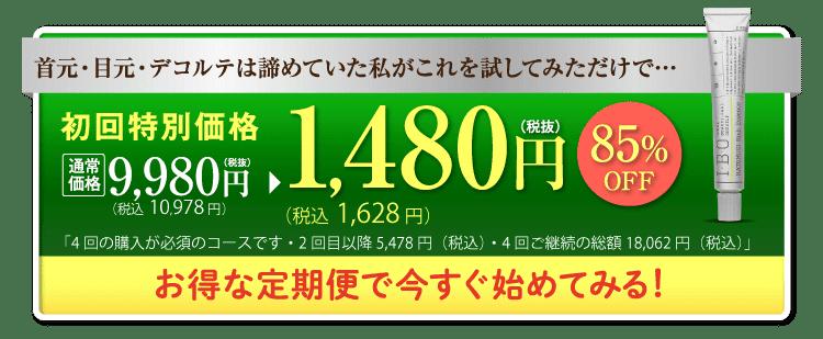 初回特別価格 1,480円(税別)