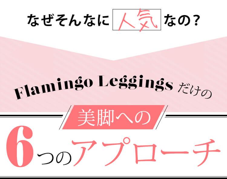 なぜそんなに人気なの?Flamingo Leggingsだけの美脚への6つのアプローチ
