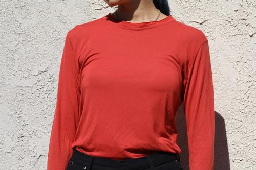 ブリック 00 ロングスリーブTシャツ