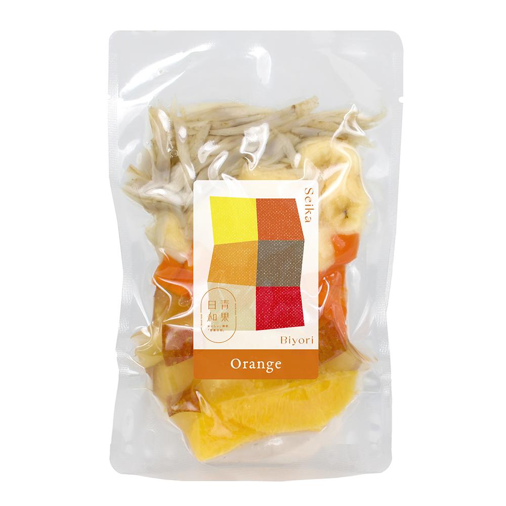 青果まるごとスムージ(橙)