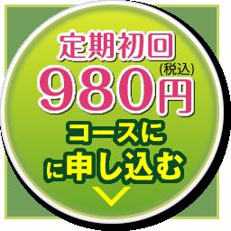 定期初回980円コースに申し込む