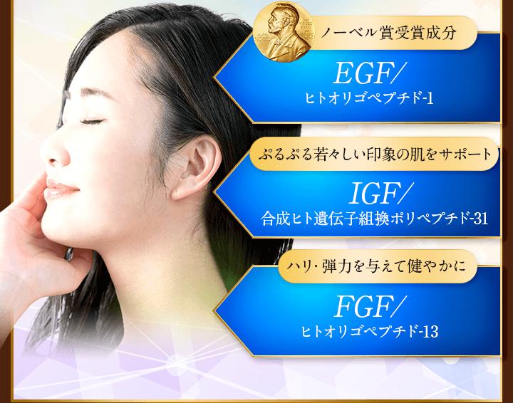 EGF/ヒトオリゴペプチド-1