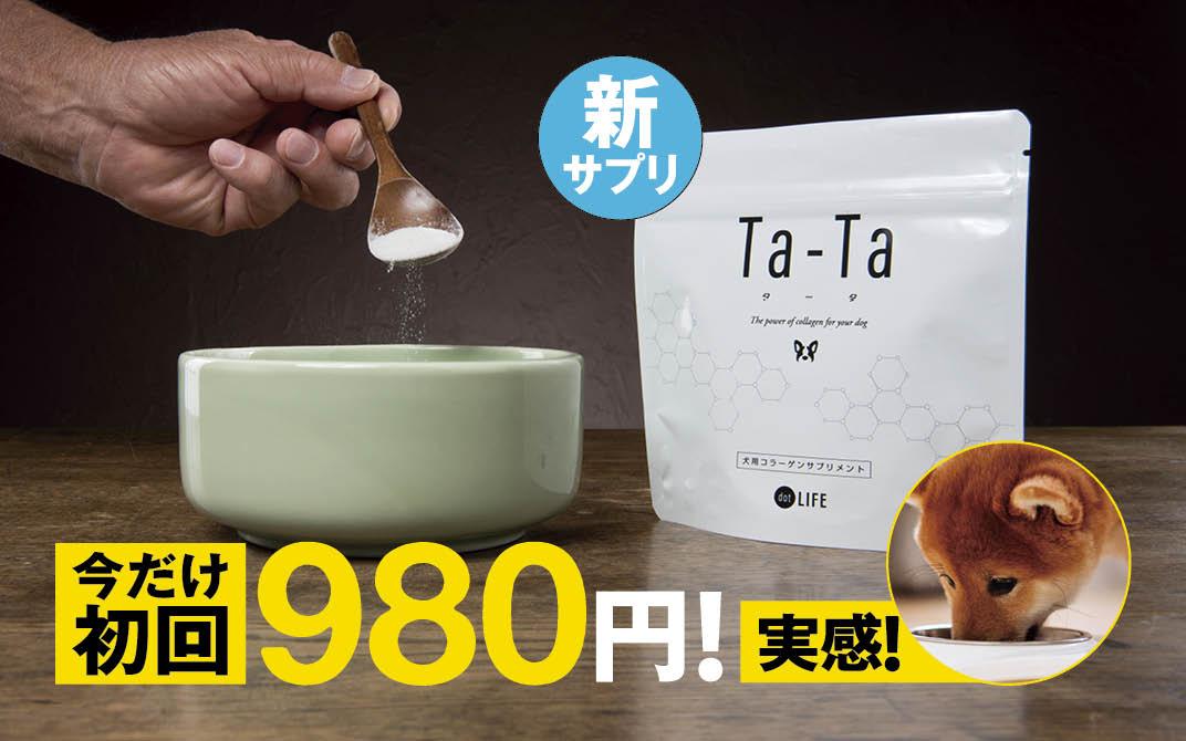 今だけ980円キャンペーン中