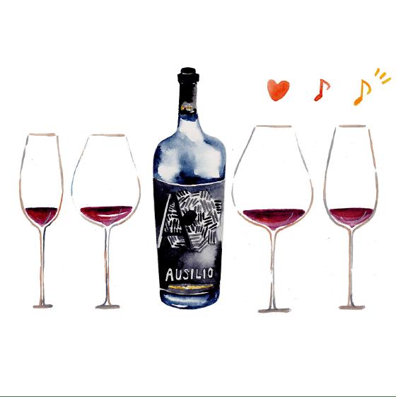 02:ワインに合うグラスの選び方を学びたい方