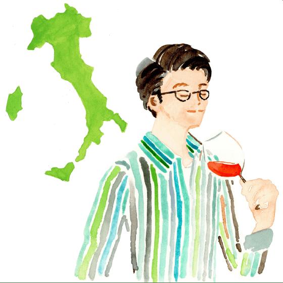 """03:クオリティの確かな""""美味しい""""イタリアワインを楽しみたい方"""