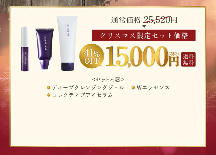 41%OFF 15,000円(税込)