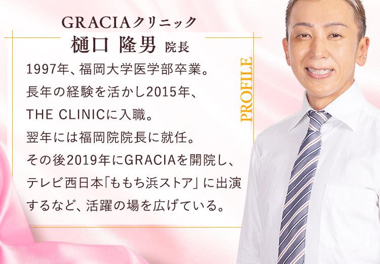 GRACIAクリニック樋口 隆男 院長