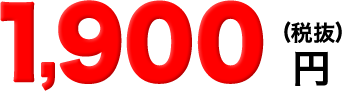 1600円(税抜)