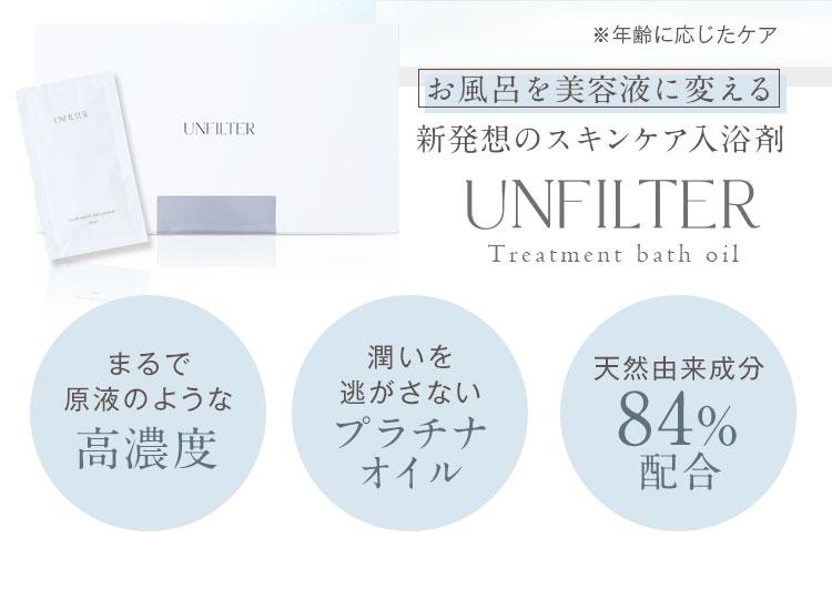 お風呂を美容液に変える新発想のスキンケア入浴剤