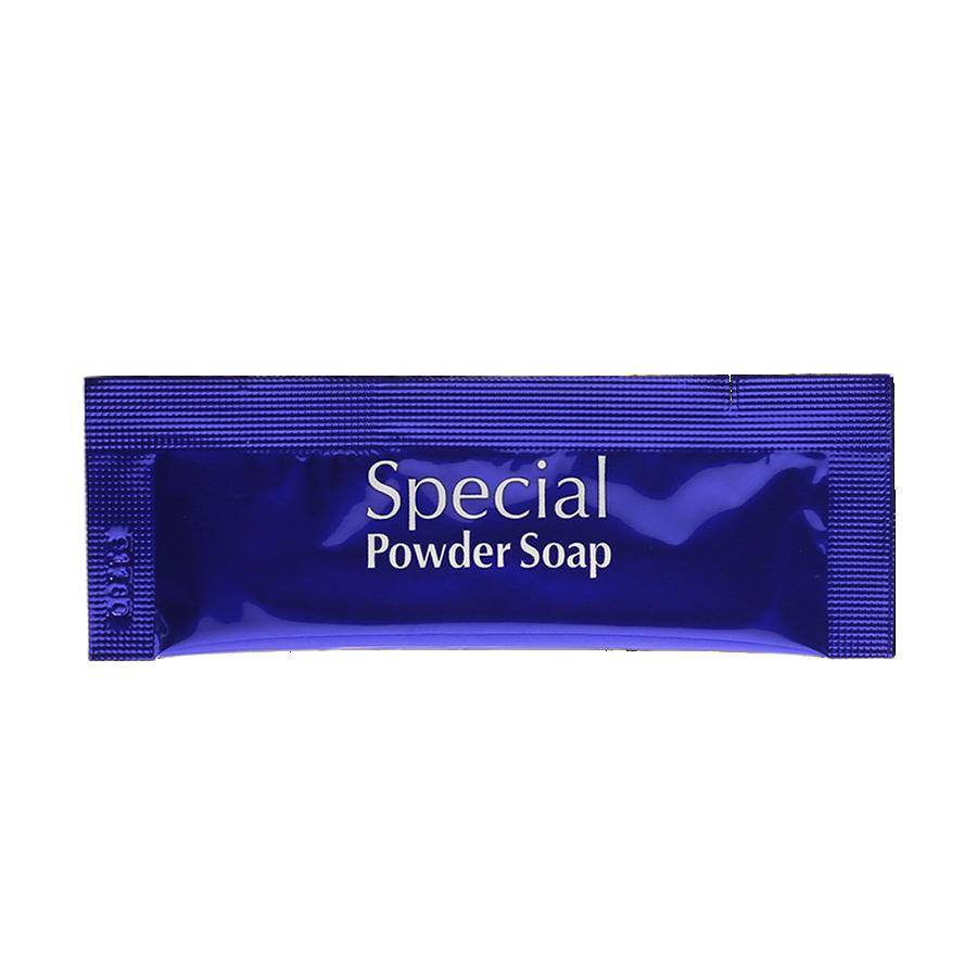 《15回分》お試しサイズ スペシャルパウダーソープ 0.6g×15包【個包装のみ】