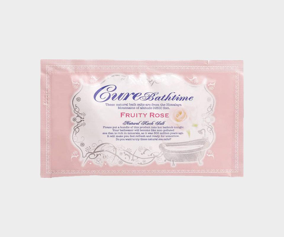 Cureバスタイム フルーティローズの香り 20g