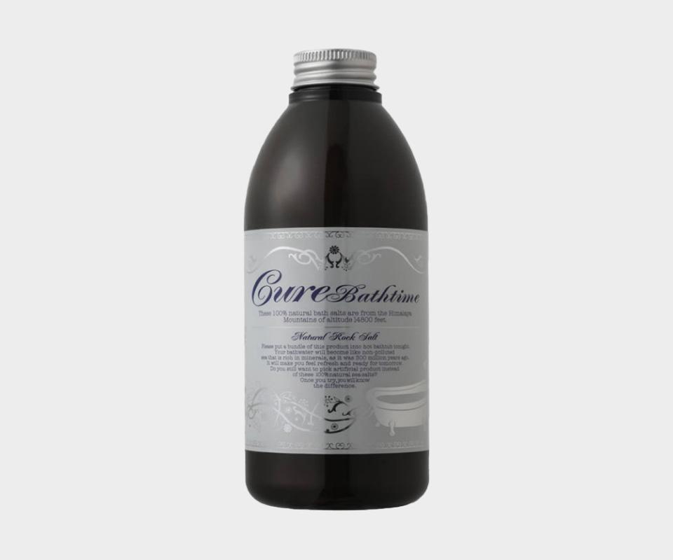 Cureバスタイム 無香料 500g