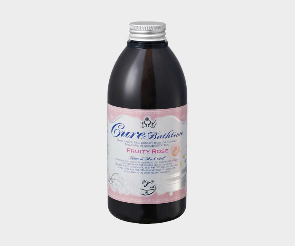 Cureバスタイム フルーティローズの香り 500g