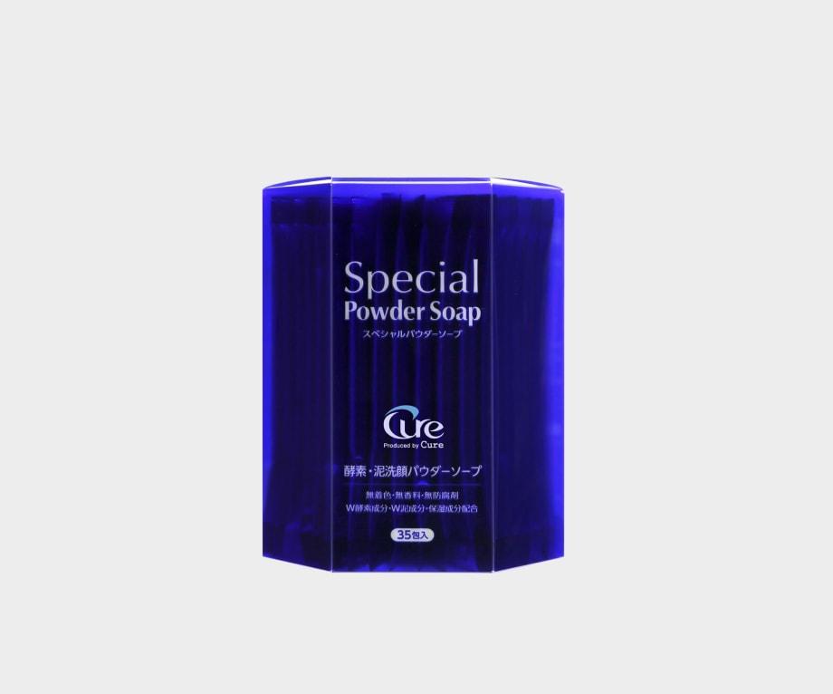 Special Powder Soap 酵素洗顔 スペシャルパウダーソープ 0.6g×35包