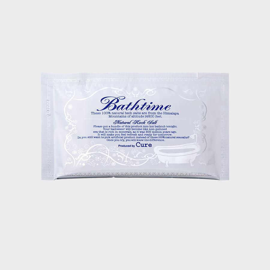 Cureバスタイム 無香料 20g