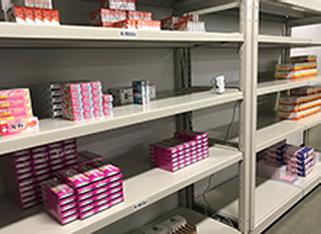 一般用医薬品売り場